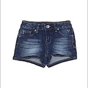 JUSTICE❤️Girls Jean Short 12S never worn w/no tags